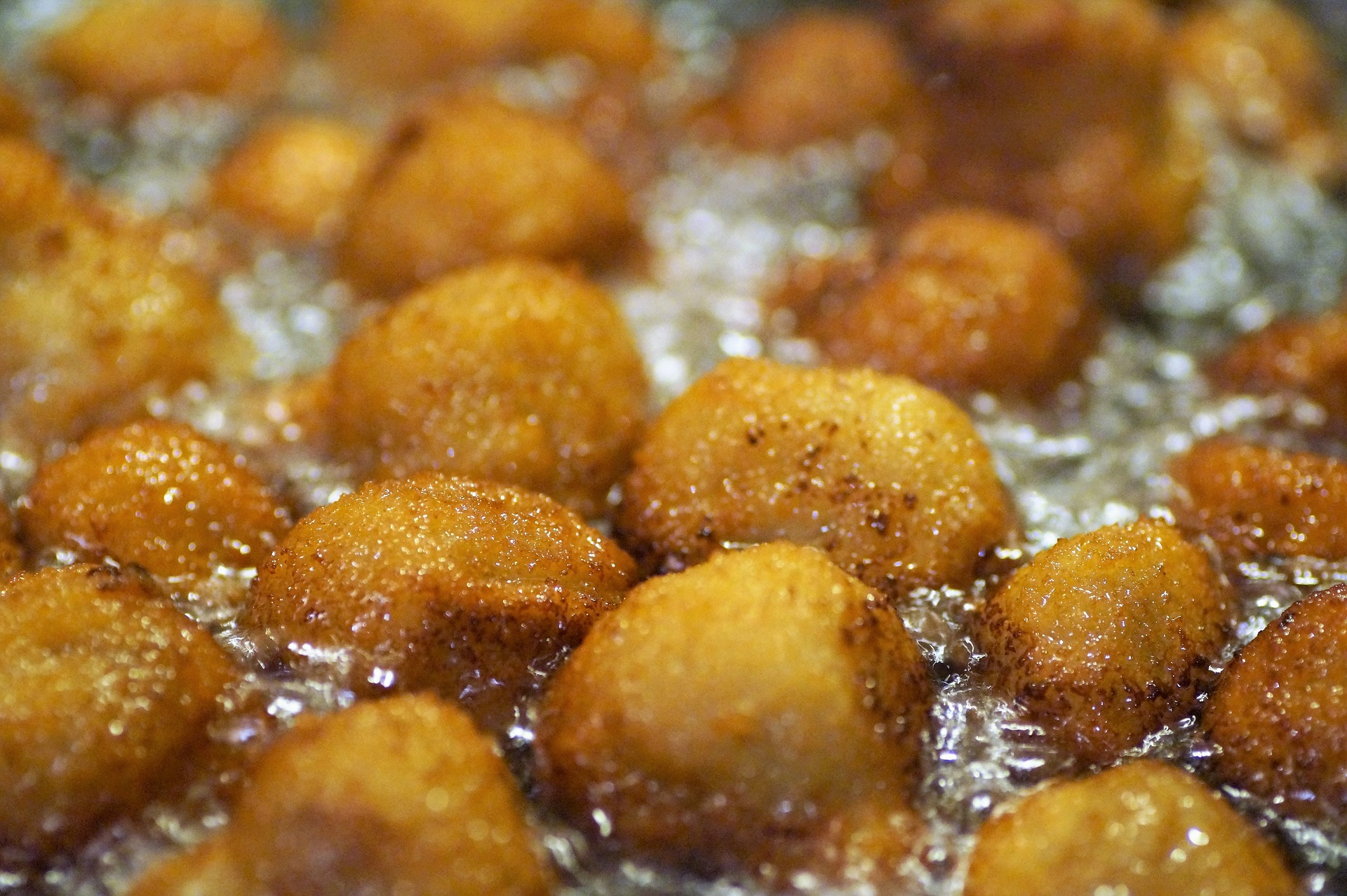 Smaltimento olio frittura